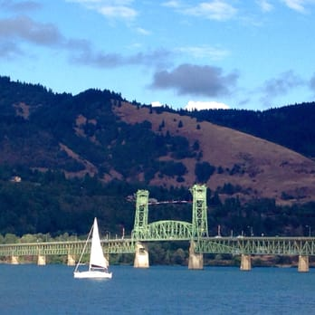 Image result for hood river bridge $2 toll sign