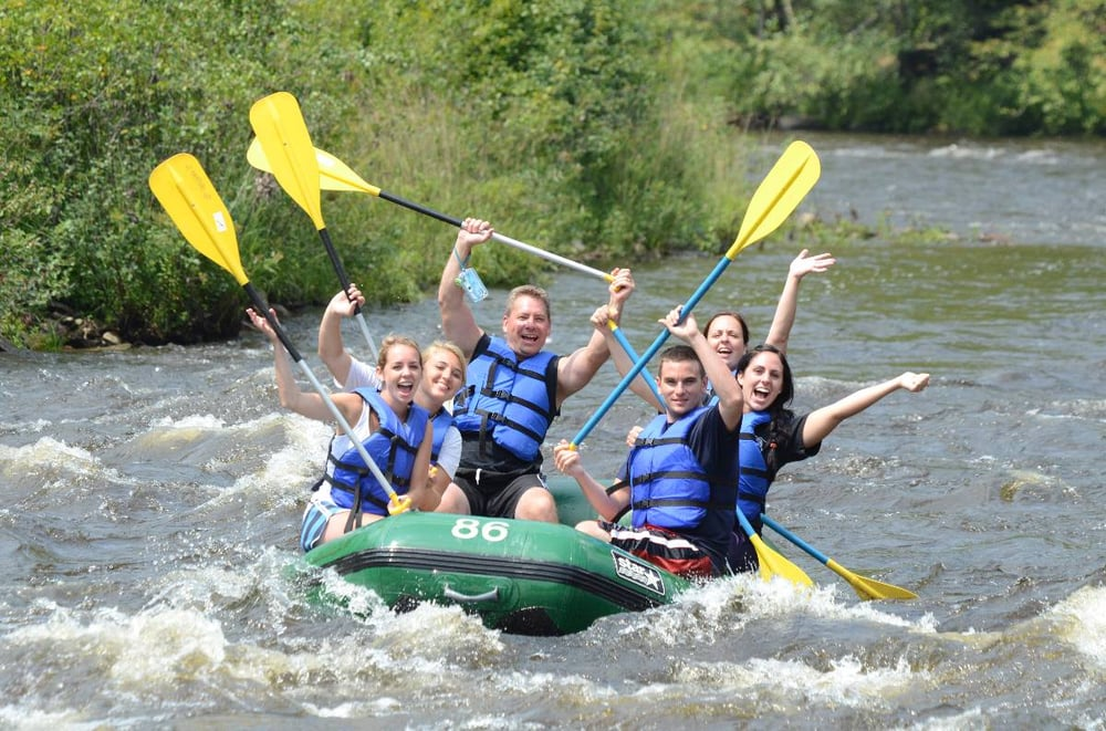 Whitewater Rafting Adventures: 101 W Adventure Trl, Nesquehoning, PA