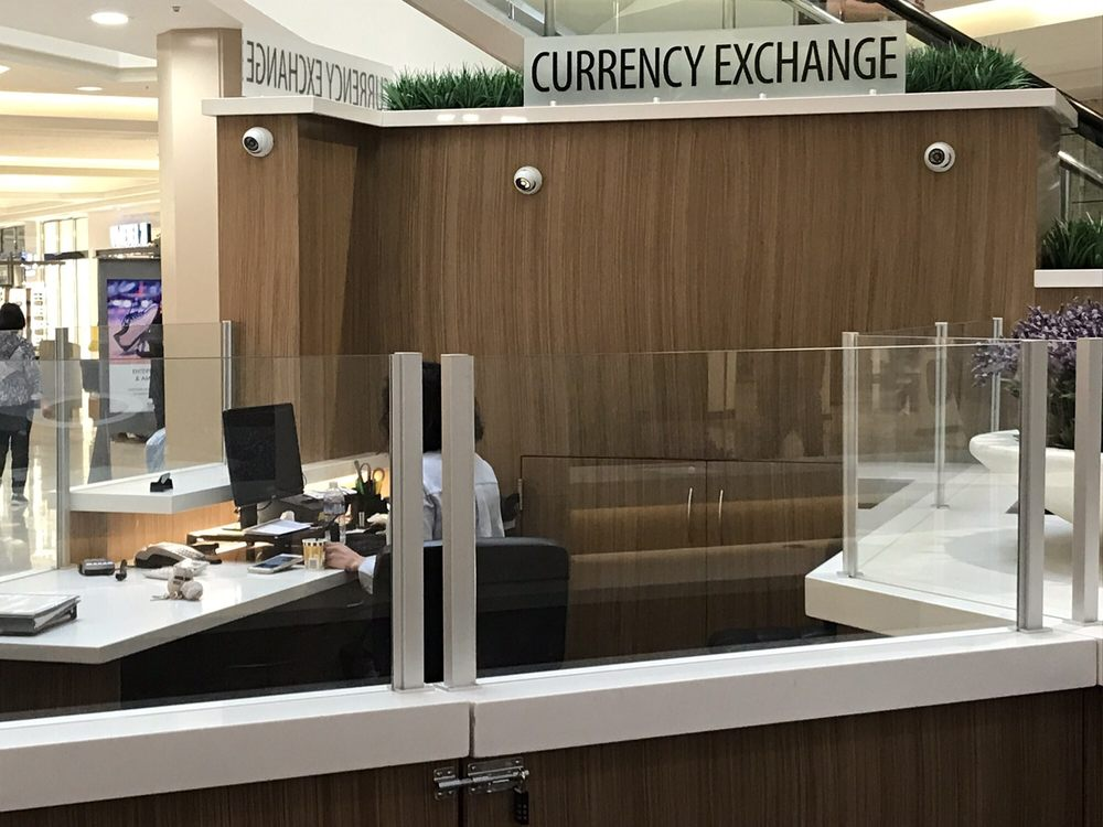 Currency Exchange International: 1 Sunvalley Mall, Concord, CA