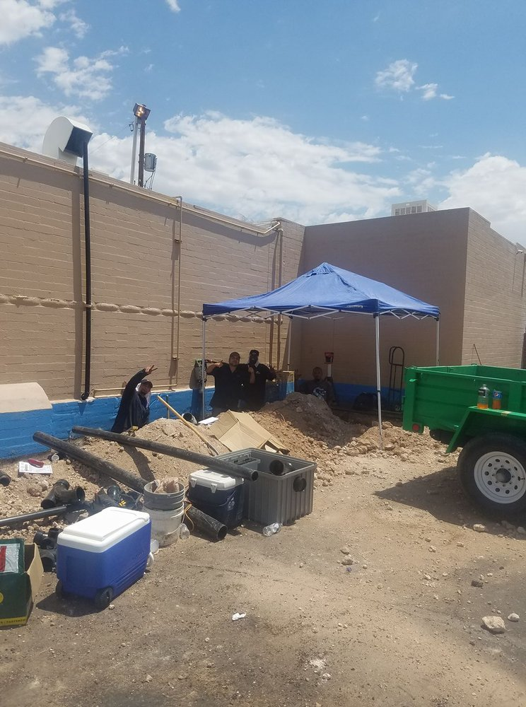 In & Out Plumbing Sewer & Drain Tucson: 1910 W Paseo Reforma N, Tucson, AZ