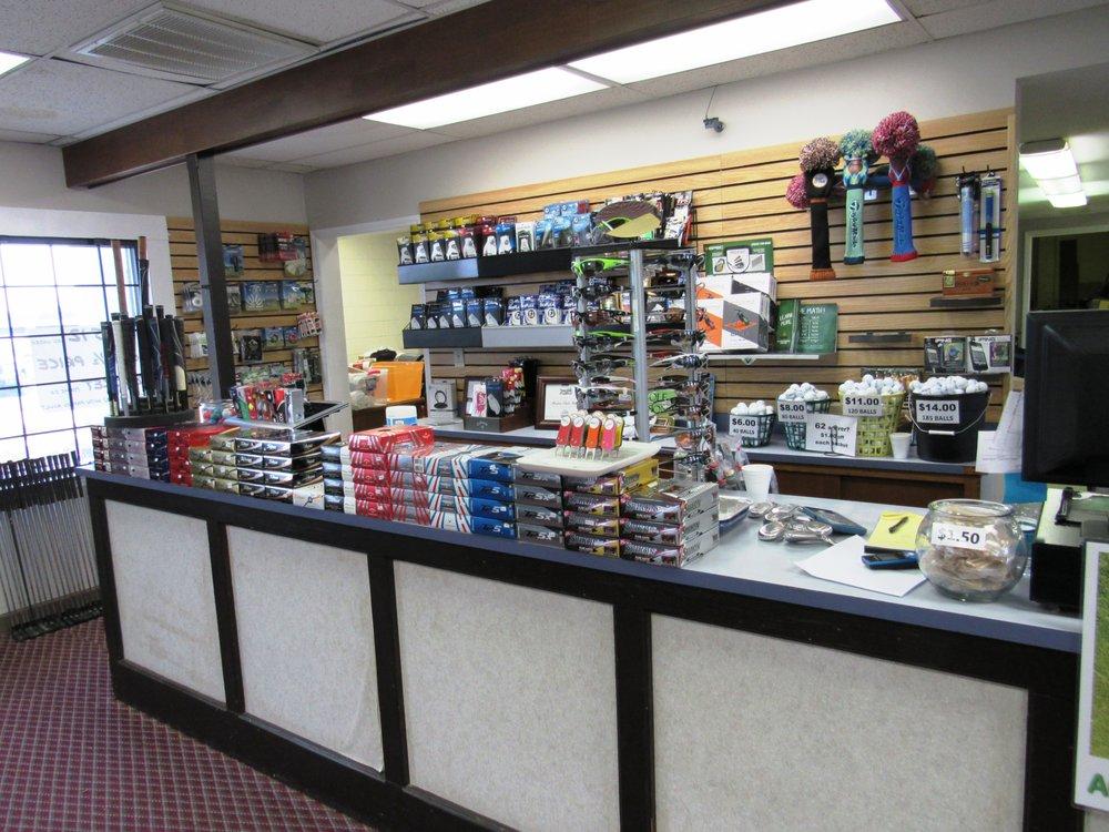 Randy's Golf Center & Range: 2515 Cherry Ln, Haw River, NC