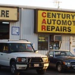 Century automotive repair motor mechanics repairers for Century motors of south florida