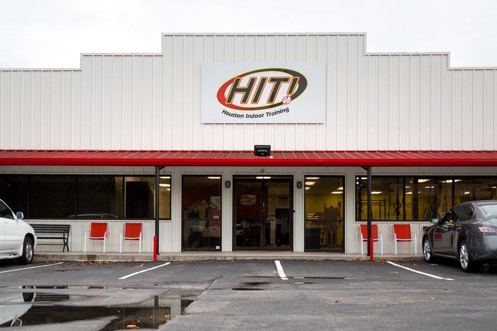 HIT! Indoor Training Center: 1544 Campbell Rd, Houston, TX