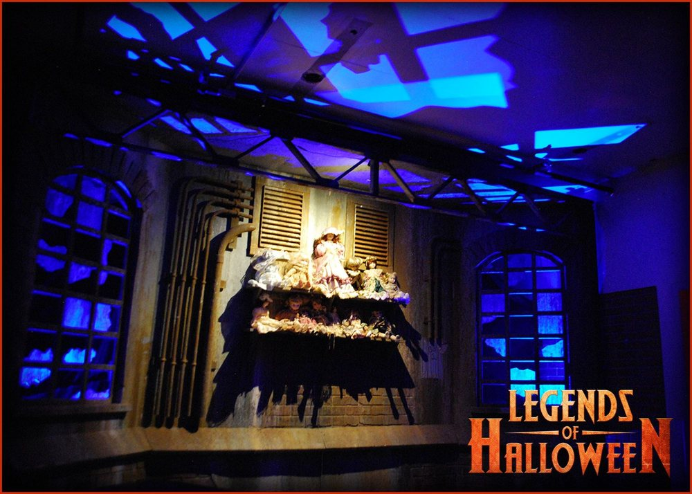Gravensteen Haunted Productions: 6021 Abbot Rd, Fort Belvoir, VA