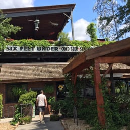 Photos for six feet under pub fish house west midtown for Atlanta fish house
