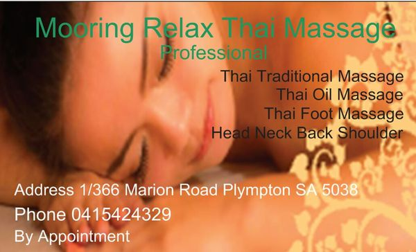 sex por relax thaimassage