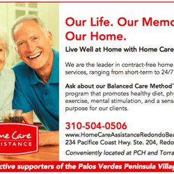 Home Care Assistance Redondo Beach - Home Health Care - 19 ...