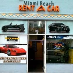 Beyond Car Rental 19 Photos Car Rental 735 5th St Miami