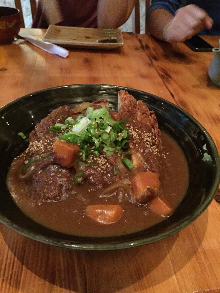 Katsu curry rice yelp for Tsukiji fish market chicago