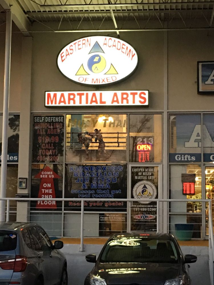 Eastern Academy of Mixed Martial Arts
