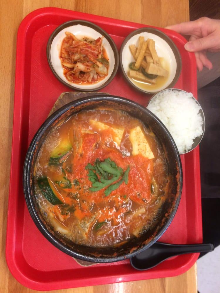 Korean Food Near H Mart