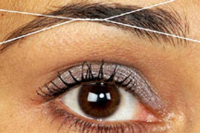 Eyebrow Threading Threading Services 10000 California St West