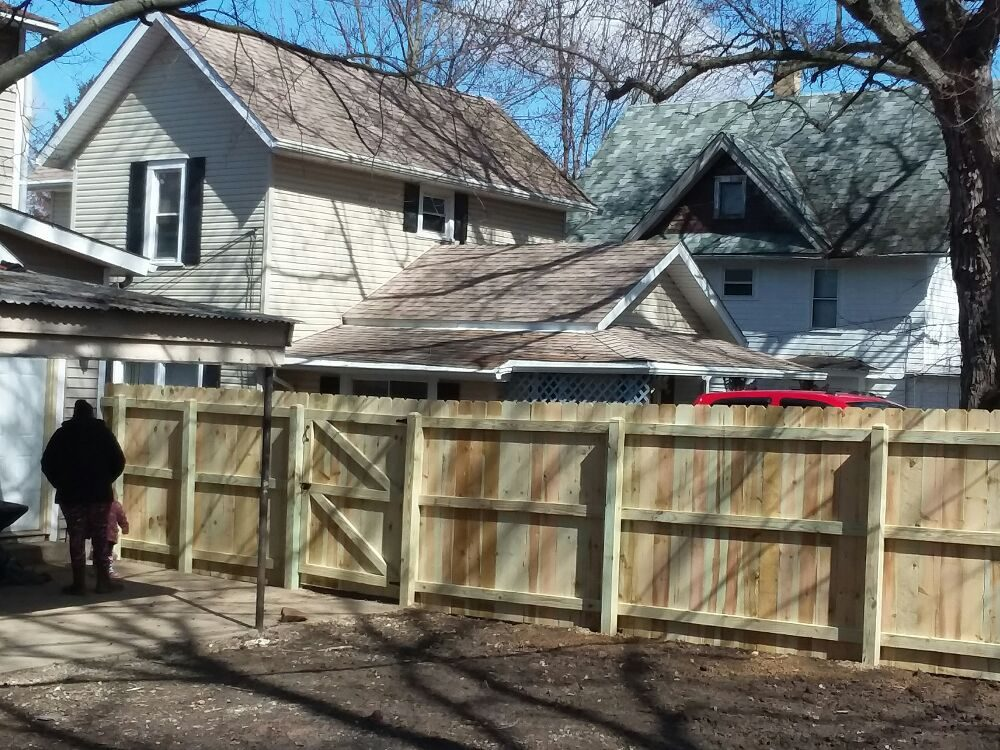All Around Fencing Services: 107 State Rte 604, West Salem, OH