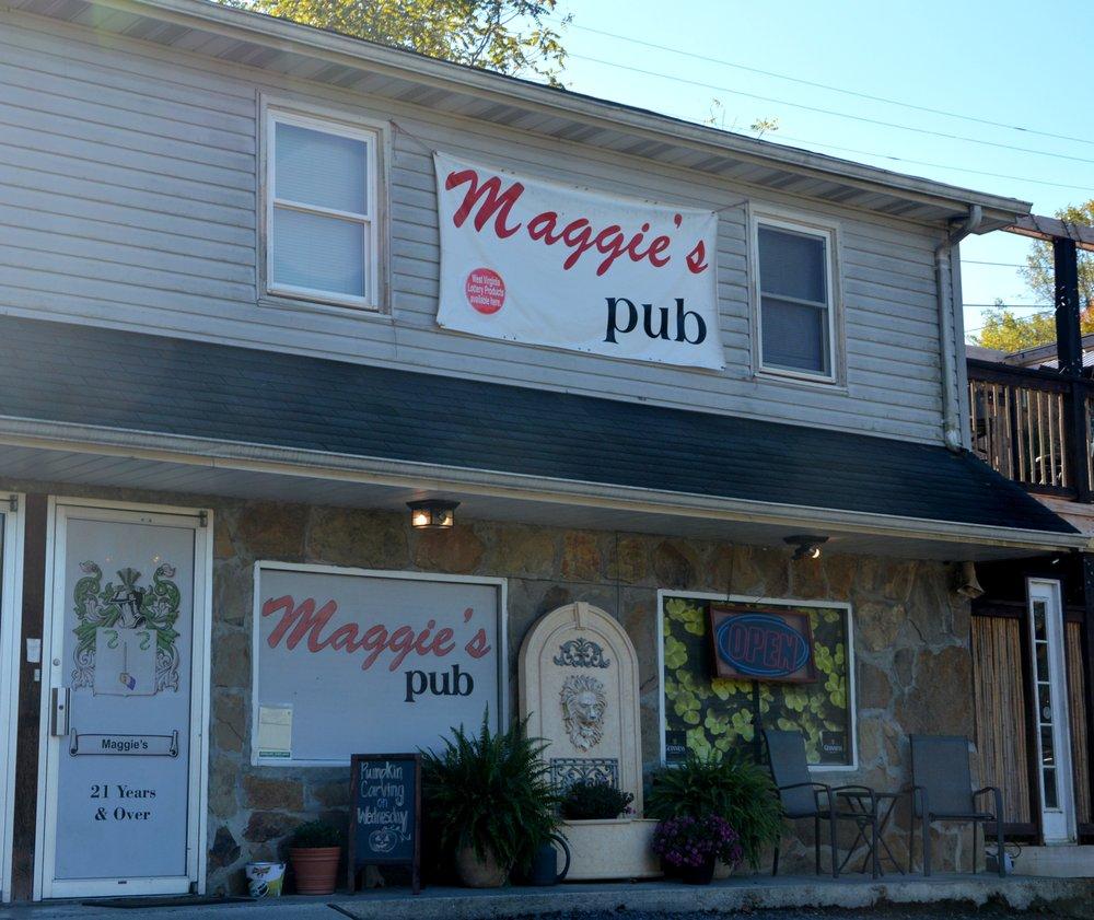 Maggie's Pub: 309 Keller Ave, Fayetteville, WV