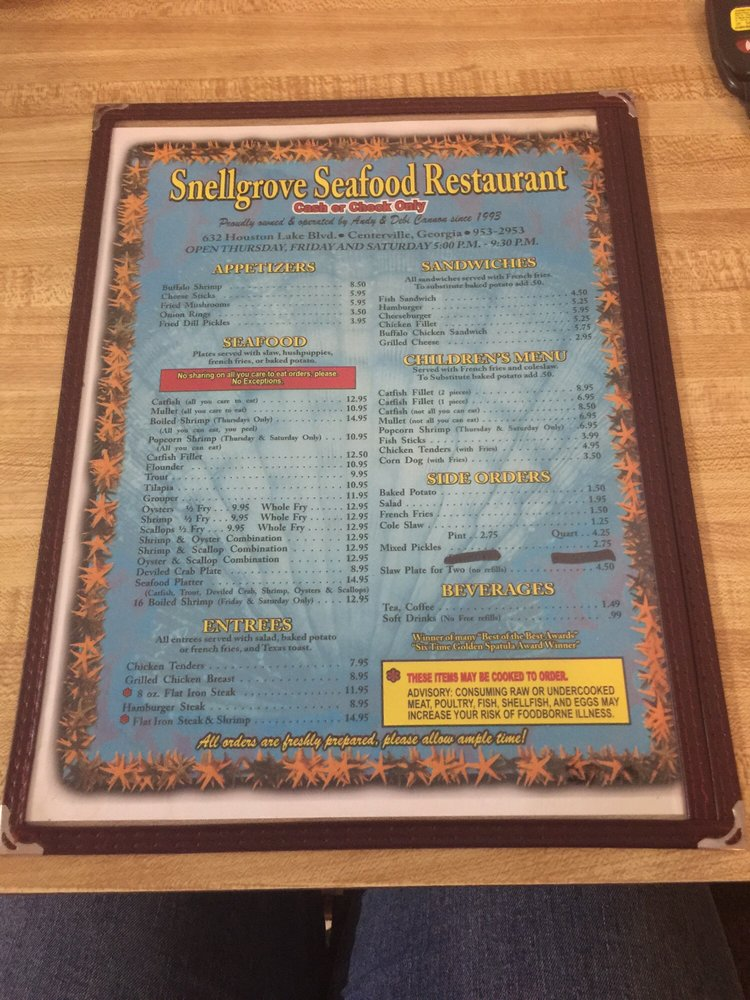 Snellgrove Seafood