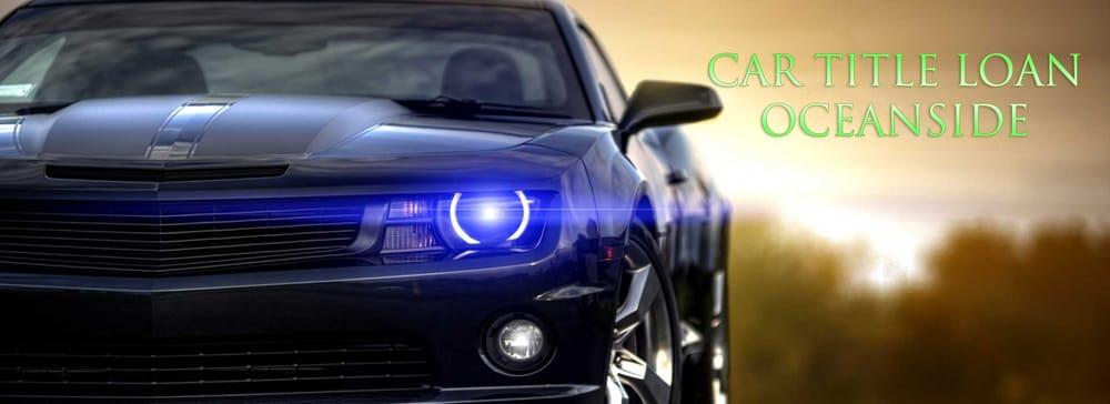 Car Title Loan Oceanside