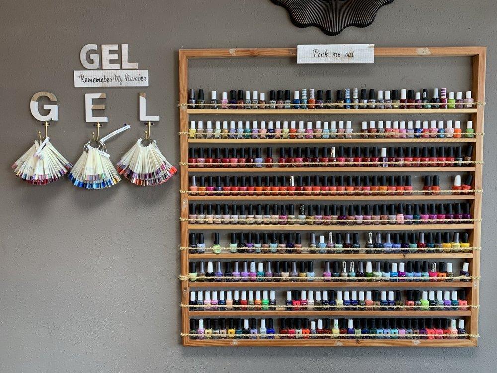 Polson Nail & Spa: 213 Main St, Polson, MT