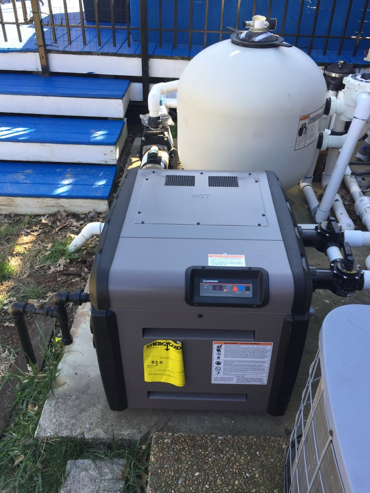 Pool Heaters For Piping : Pool heater gas piping yelp