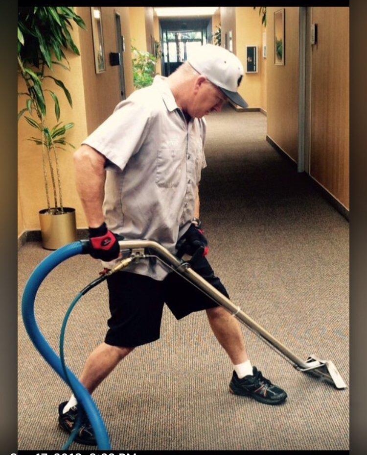Merit Carpet & Upholstery Cleaning