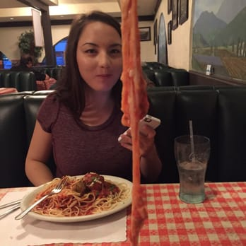 Photo Of Petrini S Restaurant Goleta Ca United States Cheesy