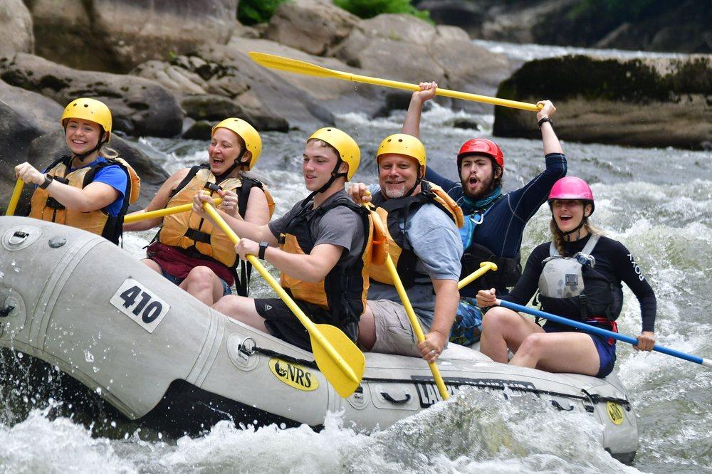 Laurel Highlands River Tours: 4 Sherman St, Ohiopyle, PA