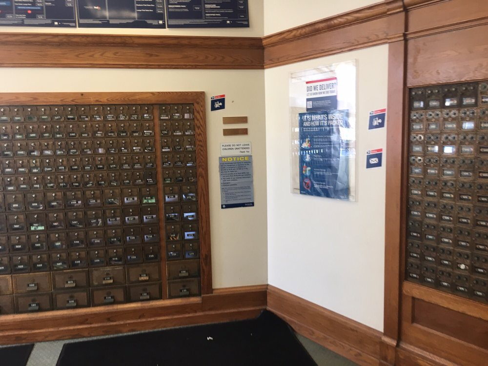US Post Office: 20 Main St, Andover, MA