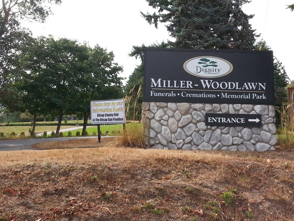 Woodlawn Funeral Home & Memorial Park   5505 Kitsap Way, Bremerton, WA, 98312   +1 (360) 377-7648