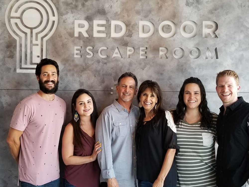 Red Door Escape Plano: 8103 Rasor Blvd, Plano, TX