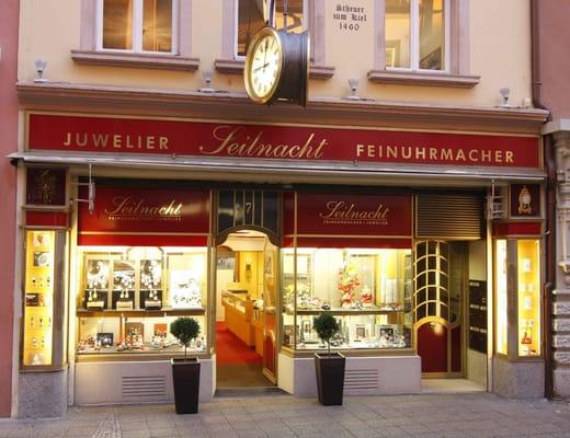 juwelier seilnacht smykker rathausgasse 7 freiburg baden w rttemberg tyskland. Black Bedroom Furniture Sets. Home Design Ideas