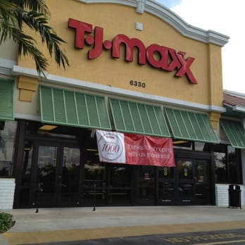 Photo of T J  Maxx   HomeGoods   Lake Worth  FL  United States  T J. T J  Maxx   HomeGoods   Discount Store   6330 Lantana Rd  Lake