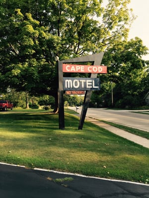 Cape Cod Motel Egg Harbor Wi