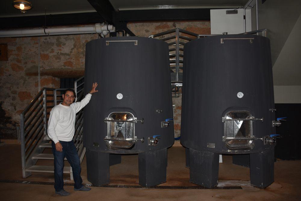 Merus Wines: 424 Crystal Springs Rd, Saint Helena, CA
