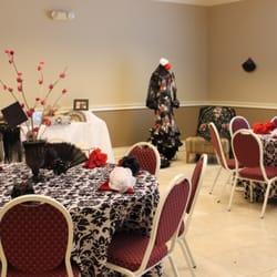 photo of higgins hall tampa fl united states bridal shower in st