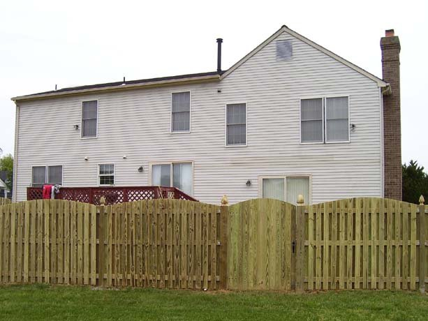 Phoenix Fence and Deck: 4501 Gregg Rd, Brookeville, MD