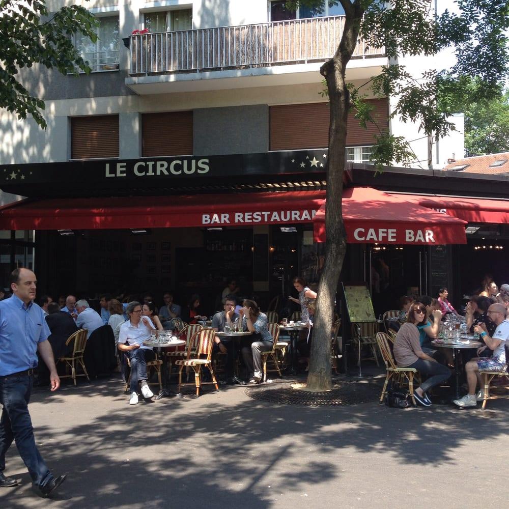 Le circus 10 reviews french 204 rue tolbiac butte - Restaurant butte aux cailles ...