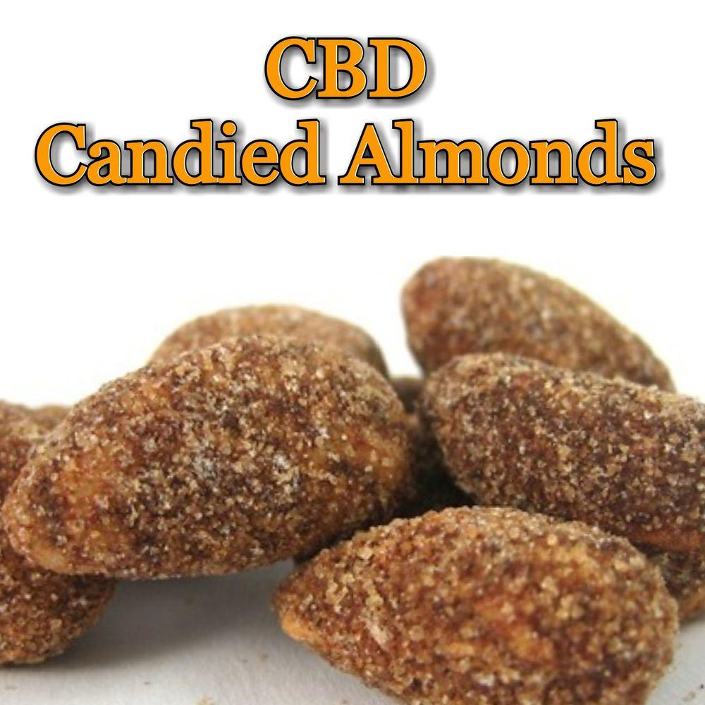 CBD edibles almonds - Yelp