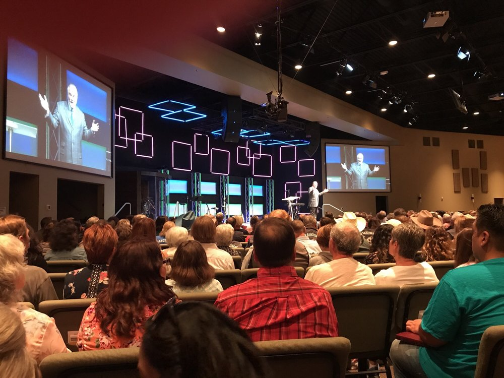 Life Church: 3225 E Commercial Ct, Meridian, ID