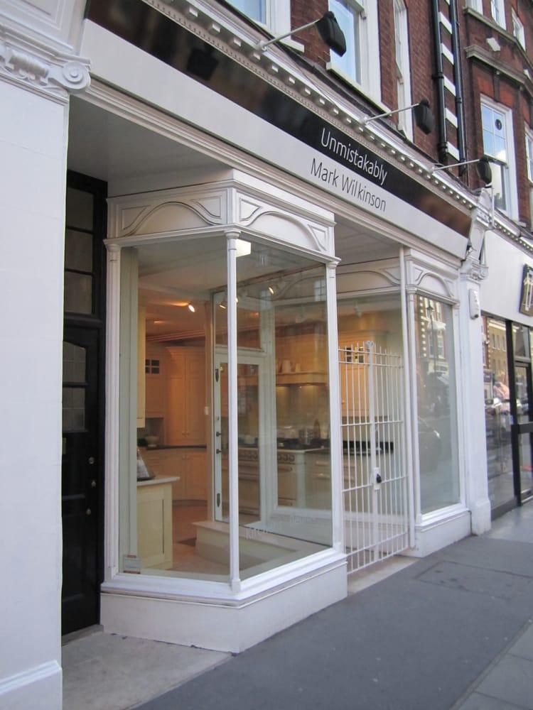 Mark Wilkinson Furniture | 41 St Johns Wood High Street, London NW8 7NJ | +44 20 7586 9579