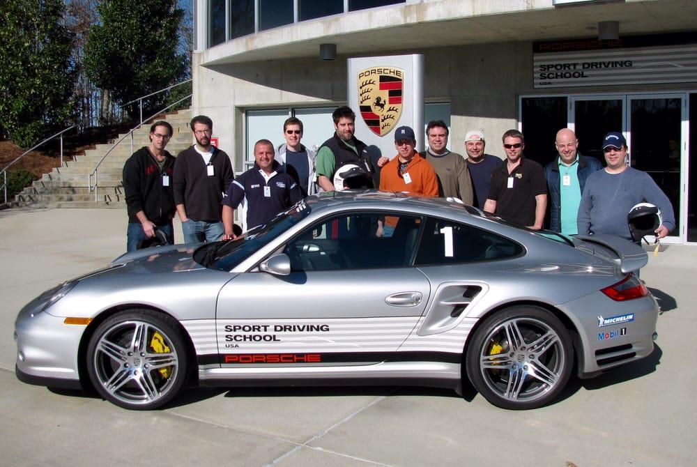 Porsche Sport Driving School: 6075-B Barber Motorsports Pkwy, Leeds, AL