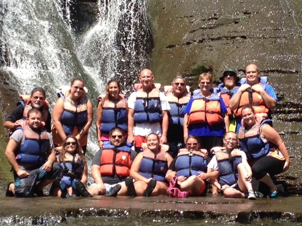 Adventure Calls Outfitters: 4 Lower Falls Rd, Castile, NY