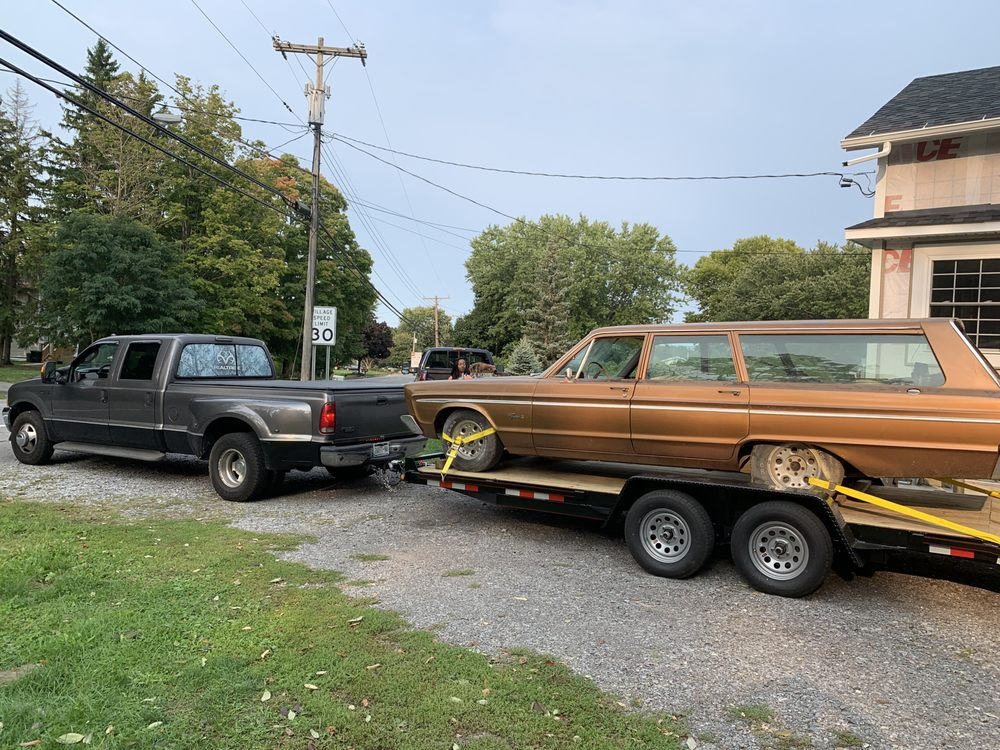 Towing business in Cambria, NY