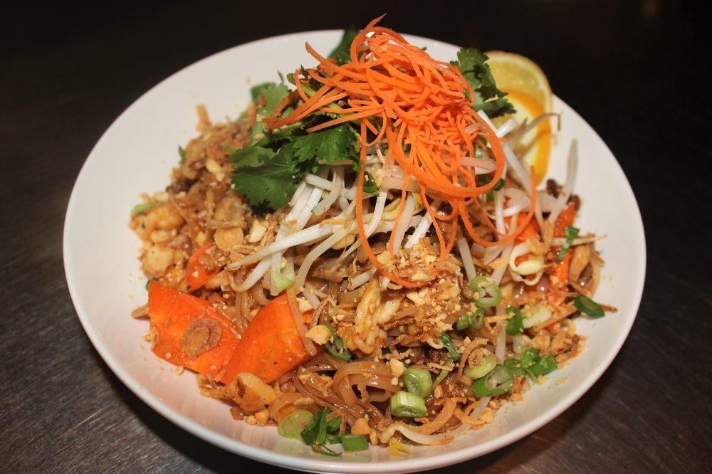 Food from Takashi Bistro
