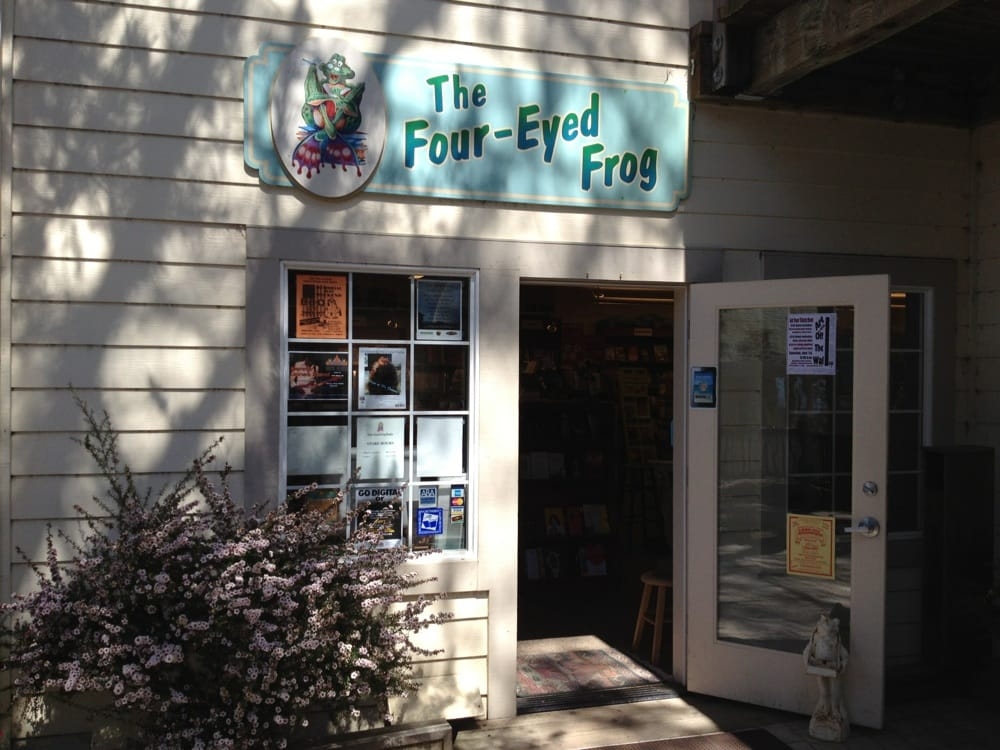 Four-Eyed Frog Books: 39138 Ocean Dr, Gualala, CA