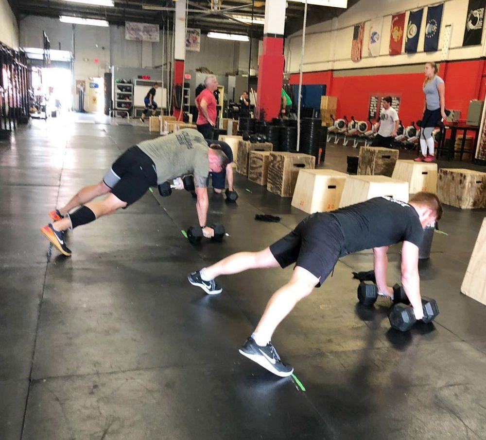 CrossFit Reston