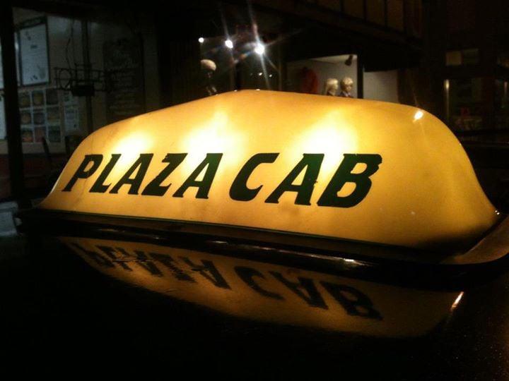 Plaza Cab: Arcata, CA