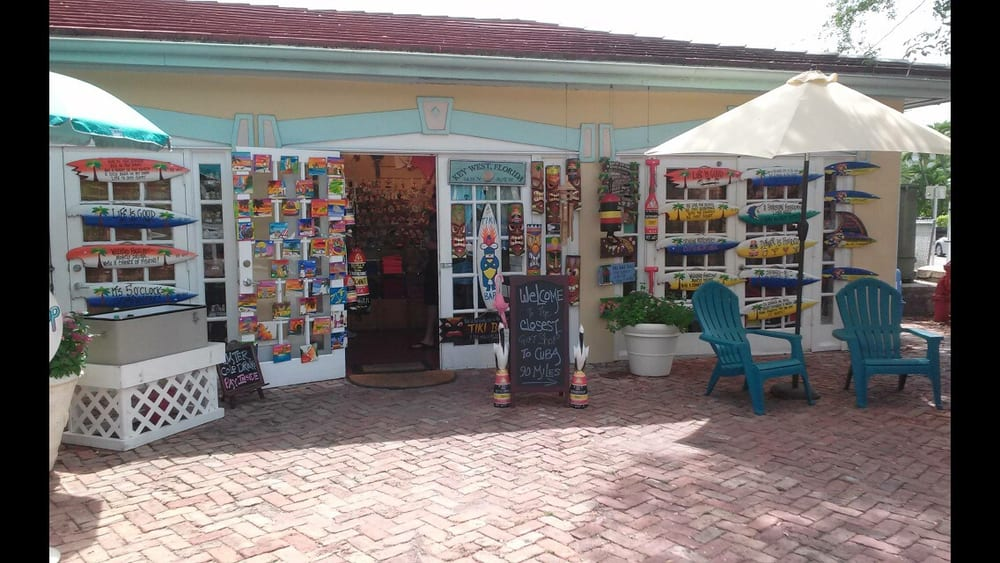 Southernmost Gift Shop: 1400 Duval St, Key West, FL