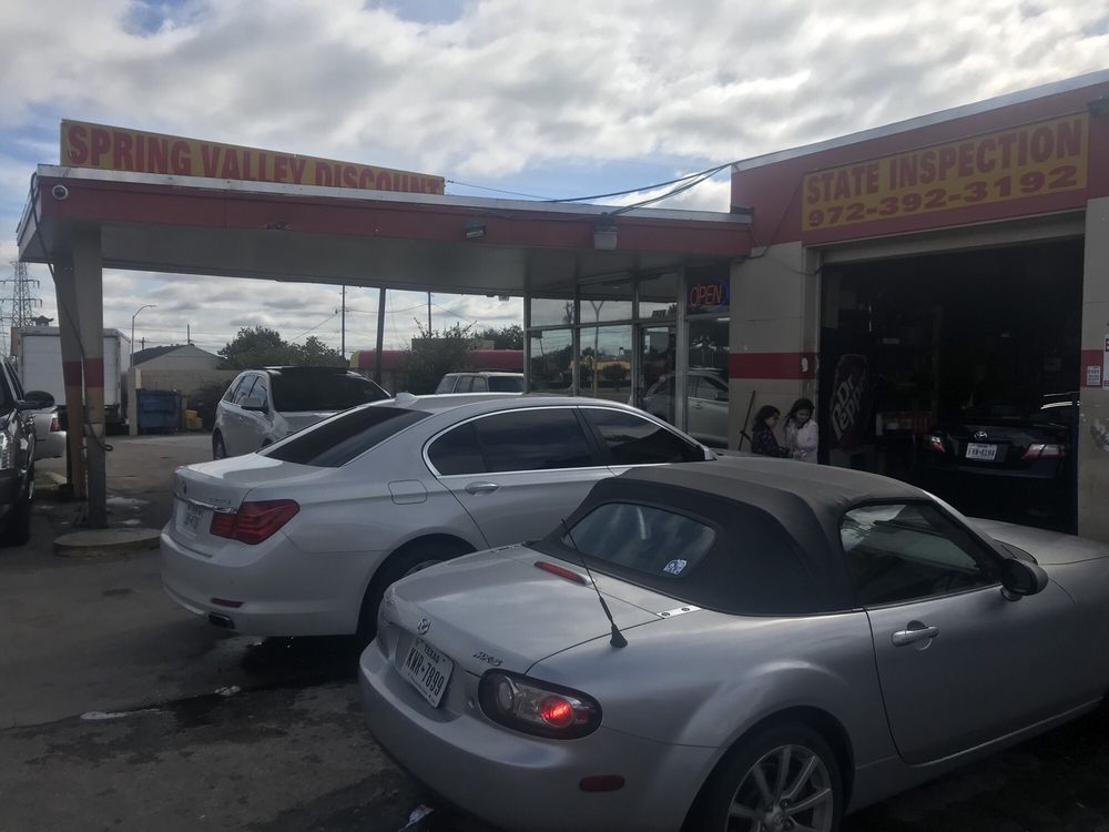 Spring Valley Discount Tire & Auto Care