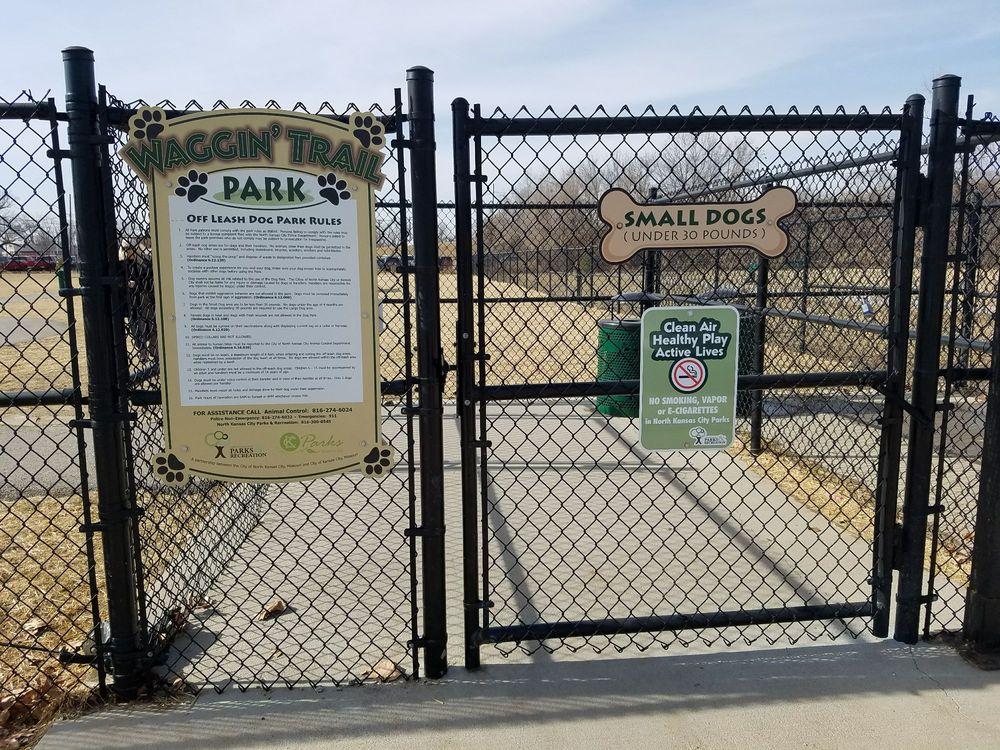 Waggin Trail Dog Park North Kansas City Mo