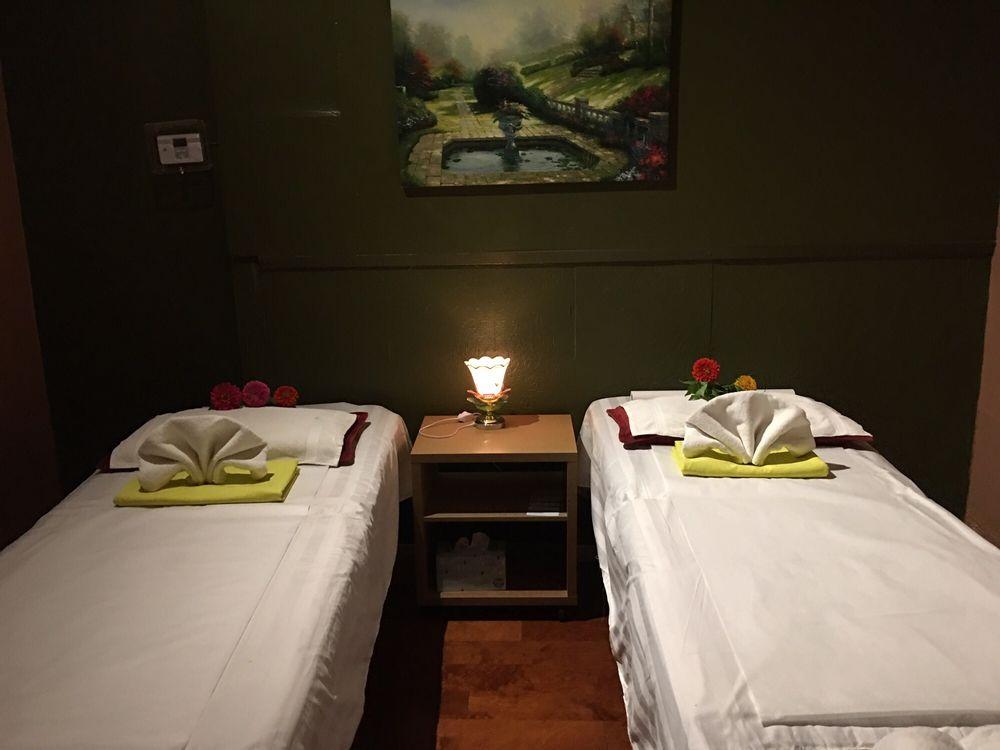 Fall Spa Massage