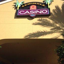 Seminole casino immokalee jobs